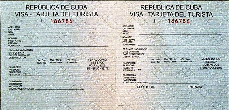 Carte Touristique Cuba – cosprocare
