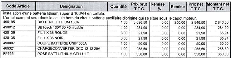 ef0120383e483e Installation batterie Lithium camping-car   Forum Camping-car ...