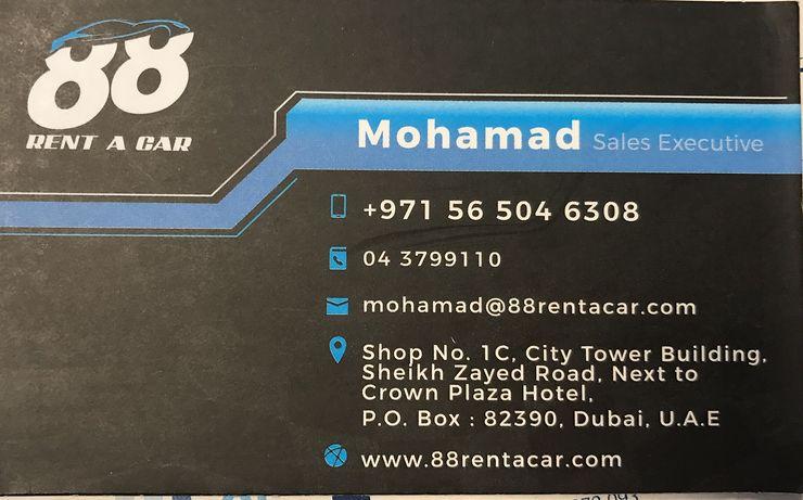 Arnaque De Ma Caution De Location Auto A Dubai Forum Dubai