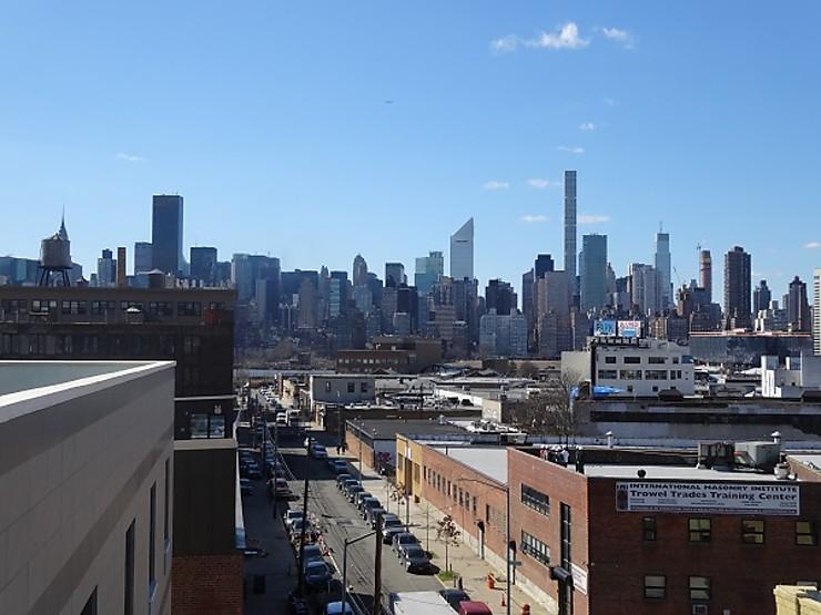 hebergement new york