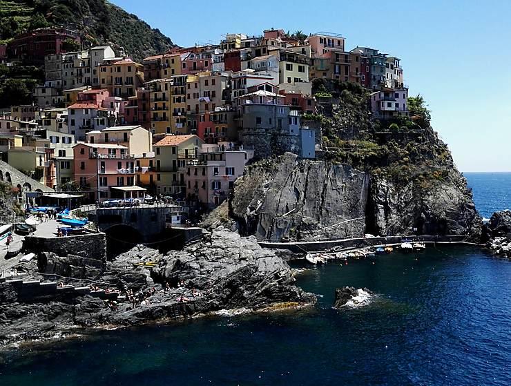Mon Escapade Aux Cinque Terre La Spezia Portovenere Portofino