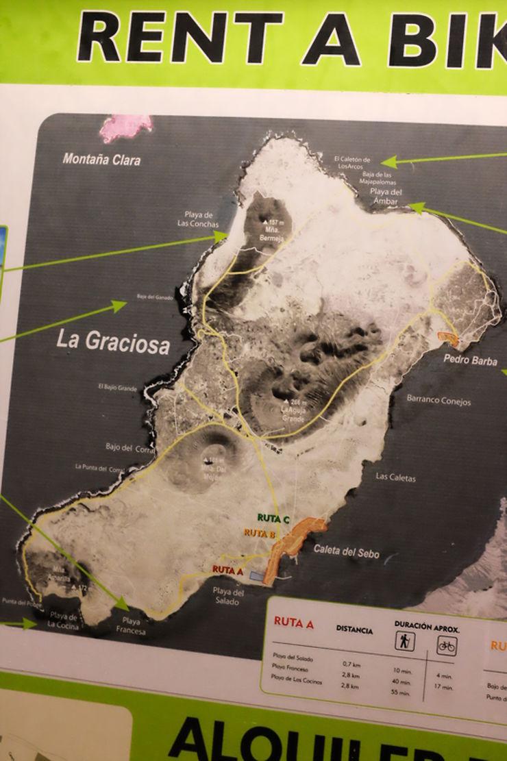 Retour de Lanzarote en avril ! - Gini78