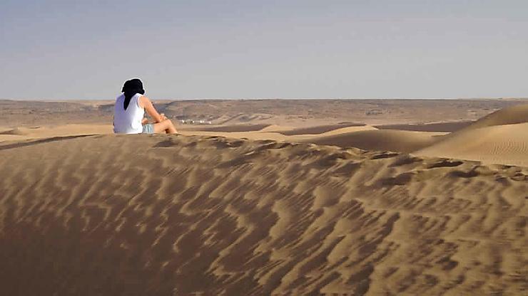 [Le désert] Recherche Dunes de sable Foum.142