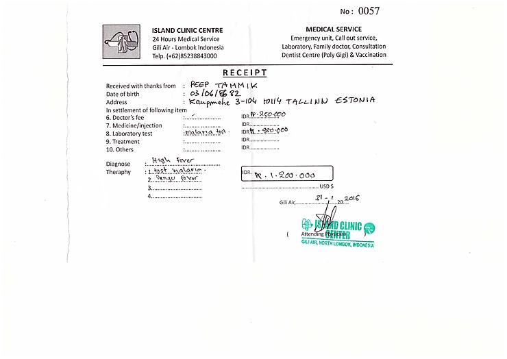 Iles Gili Paludisme Forum Indonesie Routard Com