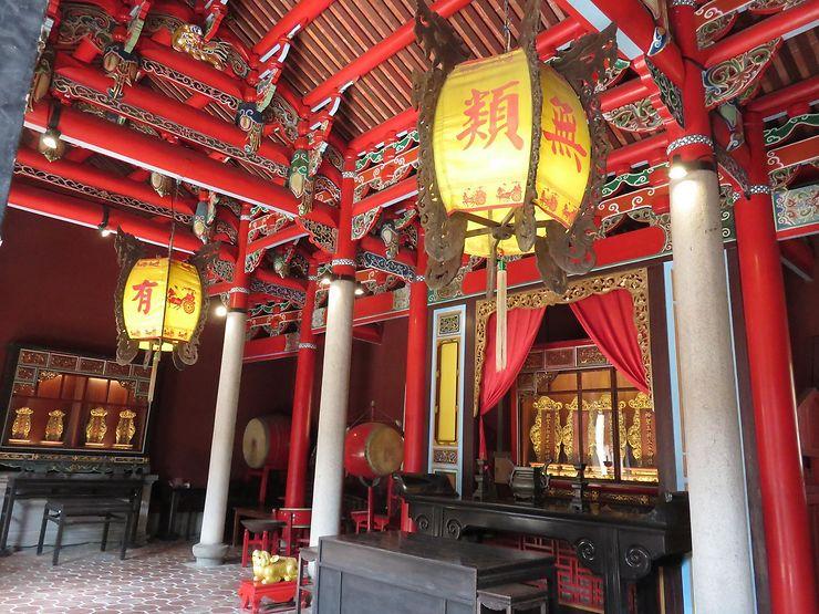 24 jours passés en novembre décembre sur Taiwan : Forum