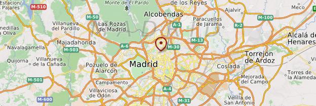 Region De Madrid Guide Et Photos Espagne Routard Com