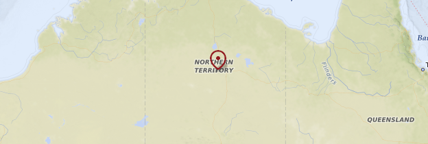 Carte Australie Northern Territory.Northern Territory Territoire Du Nord Guide Et Photos