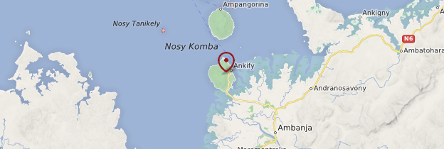 Carte Ankify - Madagascar