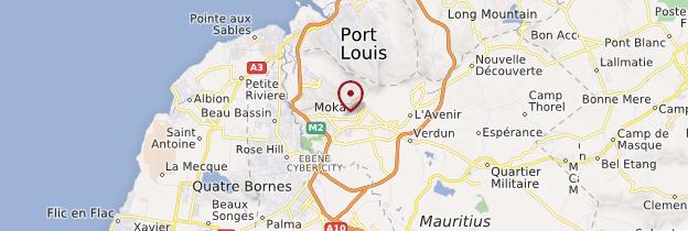 Moka | Curepipe et environs | Guide et photos | Île Maurice