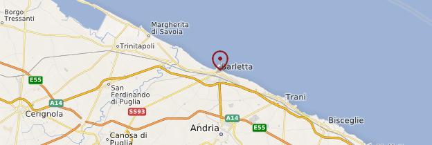 Carte Barletta - Italie
