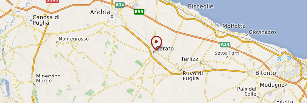 Carte Italie Corato.Corato Pouilles Guide Et Photos Italie Routard Com