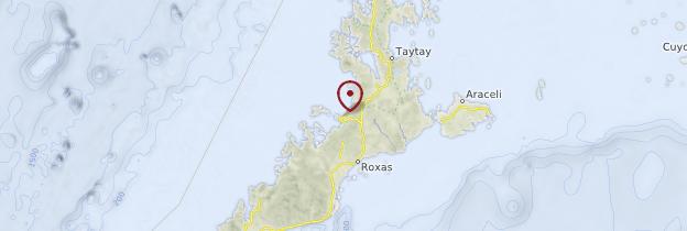 Carte Port Barton - Philippines