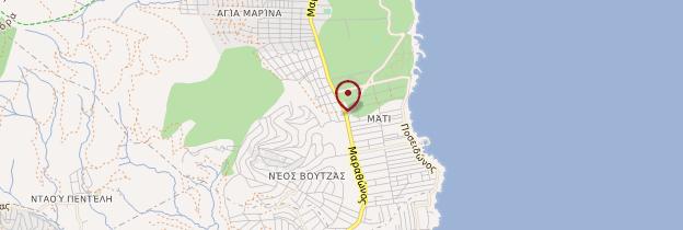 Carte Mati - Grèce