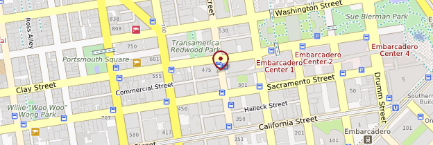 Carte Financial District - San Francisco