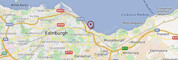 Carte Portobello - Écosse