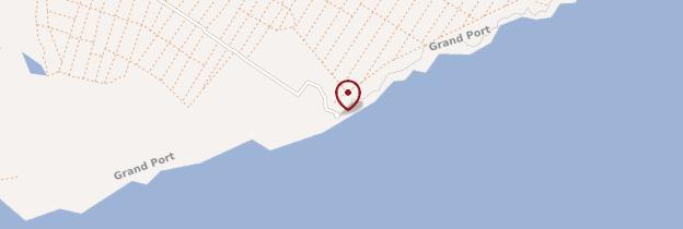 Carte Le Souffleur - Île Maurice, Rodrigues