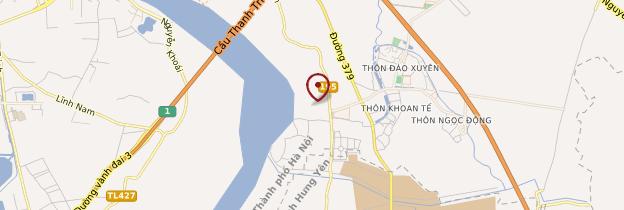Carte Bat Trang - Vietnam
