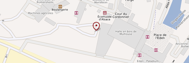 Carte Alsace Ungersheim.Ecomusee D Alsace Ungersheim Guide Et Photos Alsace
