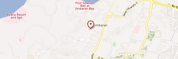 Carte Jimbaran - Bali