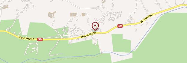 Carte Hovet - Norvège
