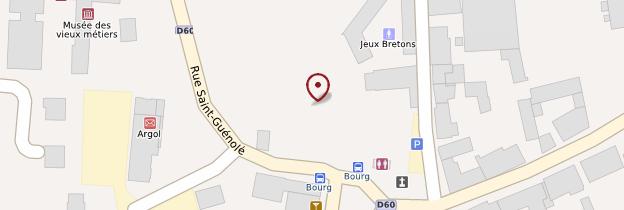 Carte Eglise Saint-Pierre et Saint-Paul - Bretagne