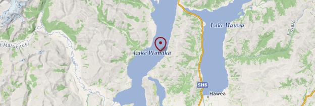 foto de Lac Wanaka Île du Sud Guide et photos Nouvelle