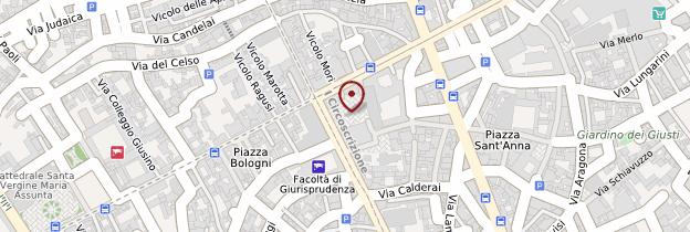 Carte Fontana Pretoria - Sicile