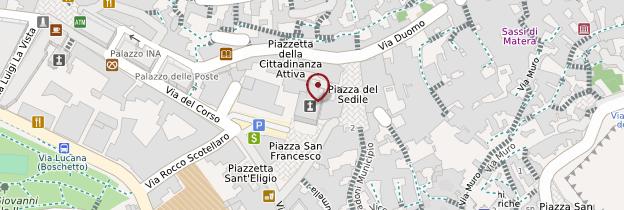 Carte Chiesa di San Francesco D'Assisi - Italie