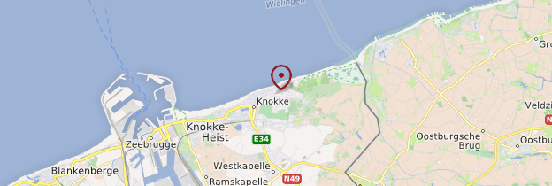Knokke Le Zoute Knokke Heist Guide Et Photos Belgique Routard Com