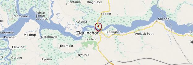 Ziguinchor Casamance Guide et photos Sngal Routardcom