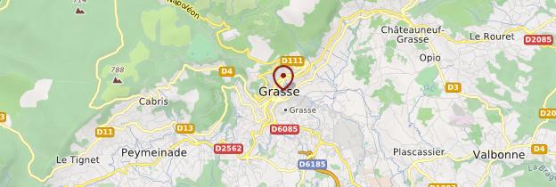 Carte Grasse - Côte d'Azur