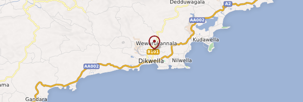 Carte Dickwella - Sri Lanka