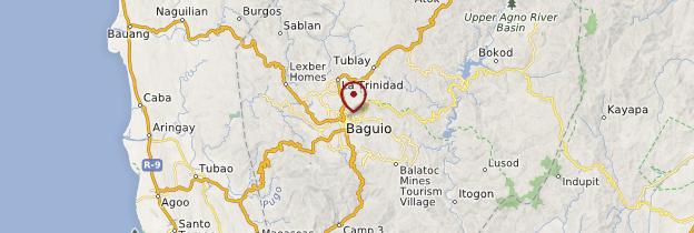 Carte Baguio - Philippines