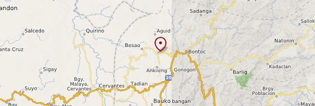 Carte Sagada - Philippines