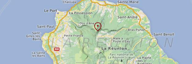 Carte Roche Ecrite - Réunion
