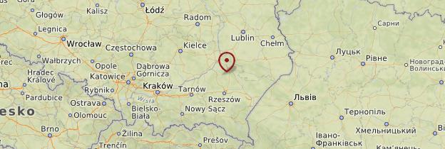 Carte Petite Pologne - Pologne