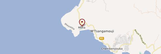 Carte M'liha - Mayotte