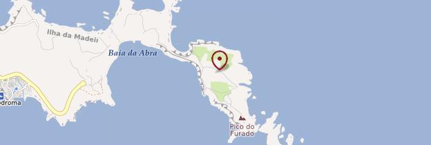 Carte Ponta de São Lourenço (Pointe Saint-Laurent) - Madère