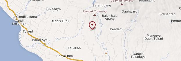 Carte Negara - Bali