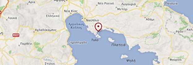 Tolo | Péloponnèse | Guide et photos | Grèce | Routard.com