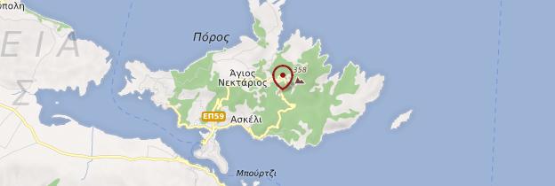 Île de Poros | Îles Saroniques | Guide et photos | Îles grecques