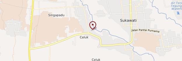 Carte Celuk - Bali