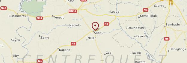 Sabou SudOuest Guide et photos Burkina Faso Routardcom