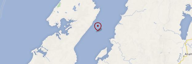 Carte Baie de Narinda - Madagascar