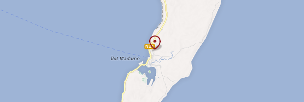 Carte Ambodifotatra - Madagascar