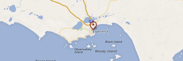 Carte Australie Esperance.Esperance Sud Ouest Guide Et Photos Australie