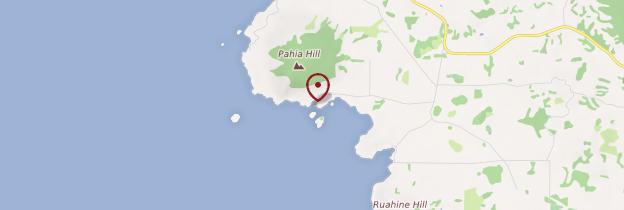Carte Cosy Nook - Nouvelle-Zélande