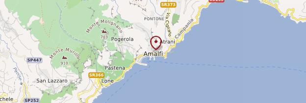 Gut bekannt Amalfi | Côte amalfitaine (Costiera amalfitana) | Guide et photos  CC95