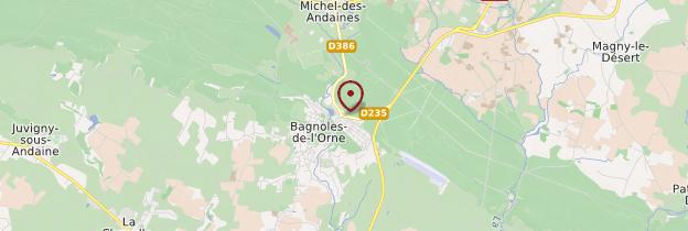Bagnoles-de-l'Orne | Orne | Guide et photos | Normandie