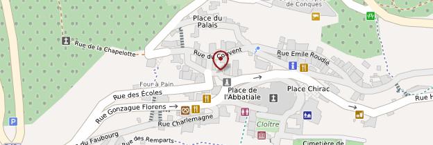 Carte Eglise Sainte-Foy - Midi toulousain - Occitanie